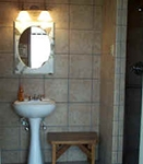Tile bathrooms with showers